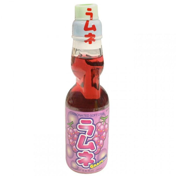 Yappari Ramune Grape - 6.6oz
