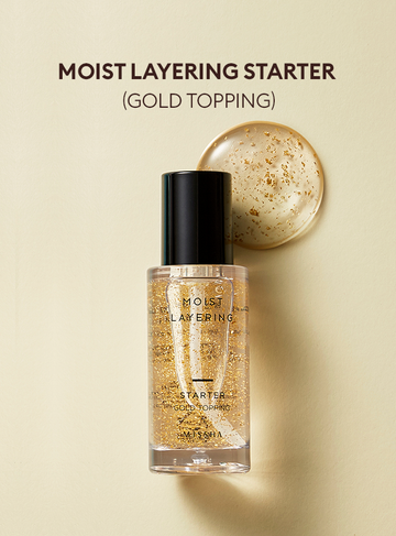 Missha Moist Layering Starter (Gold Topping)