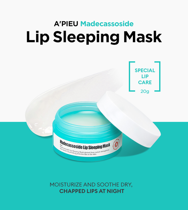 A'pieu Madecassoside Lip Mask