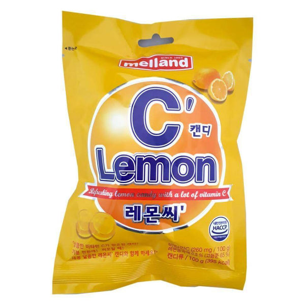 Melland C'Lemon Candy - 100g