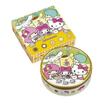 Bourbon Sanrio Torte Cookie Can