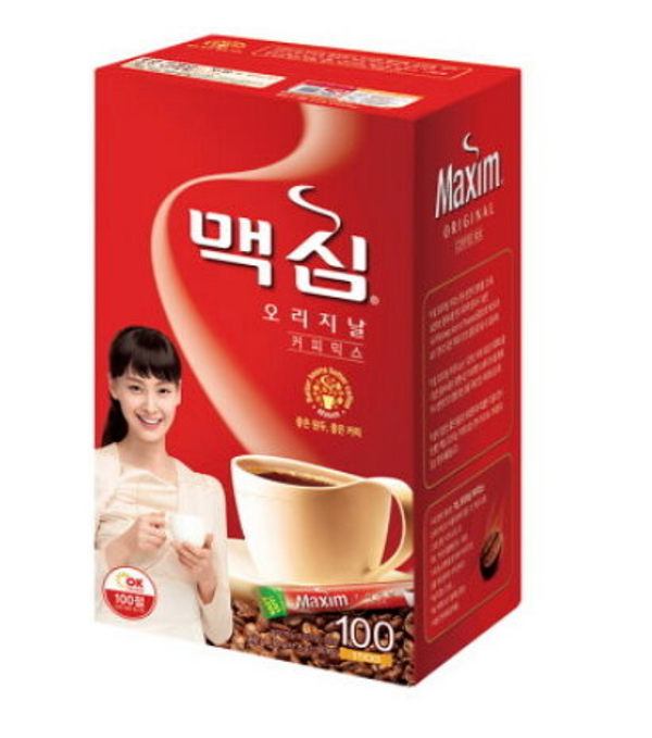 Dong Suh Maxim Original Coffee Mix - 100 count