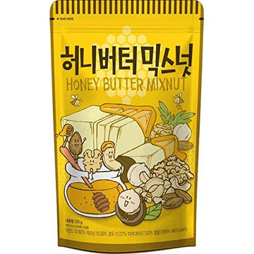 Gilim Tom's Honey Butter Mixnut - 7.76 oz
