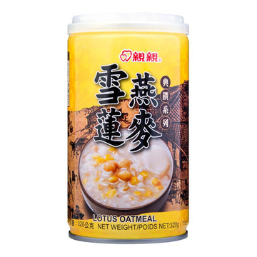 ChinChin Lotus Oatmeal