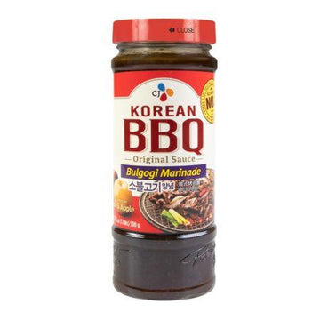 CJ Korean BBQ Sauce Bulgogi Marinade