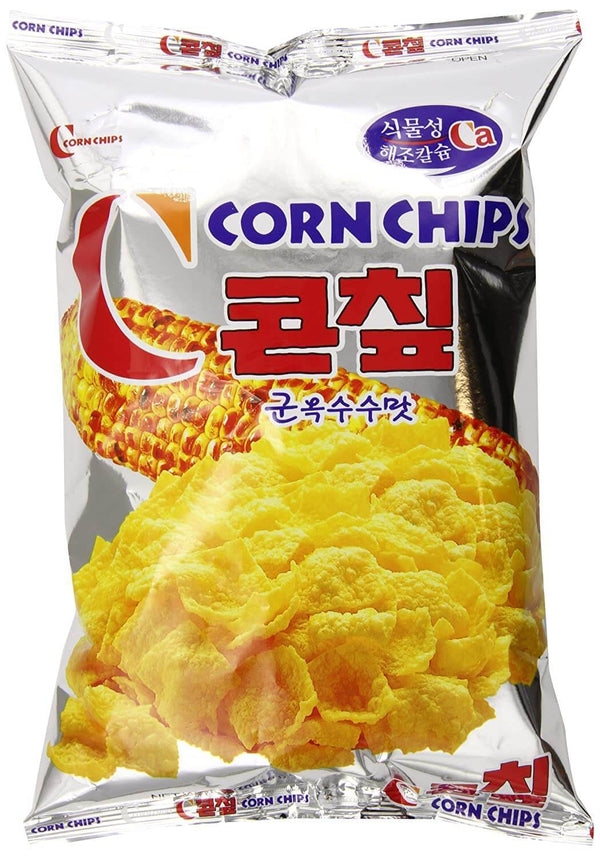 Crown Confectionary Original Corn Chips made with Sunflower Oil