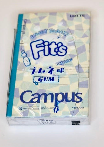 Lotte Fit's Campus Note Ramune Gum