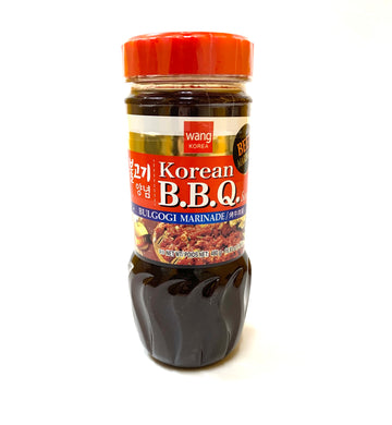 Wang Korean BBQ Sauce Bulgogi Marinade