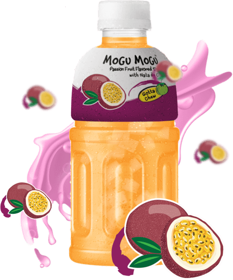 Sappe Mogu Mogu Passion fruit