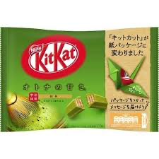 Nestlé Otona Matcha Mini Kit Kat - 13 Pack