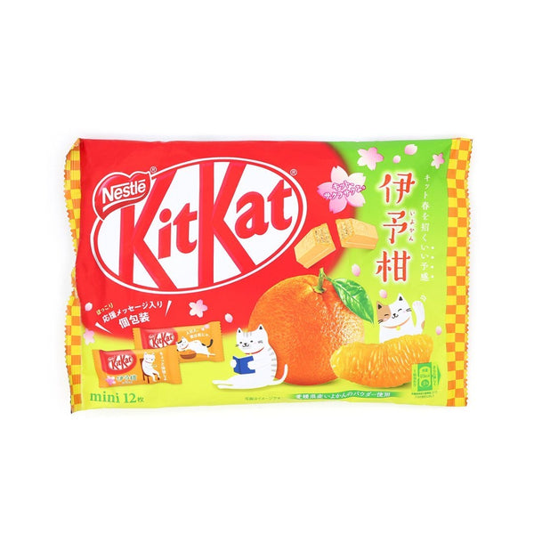 Nestlé Mini Iyokan Kit Kat - 12 Pack