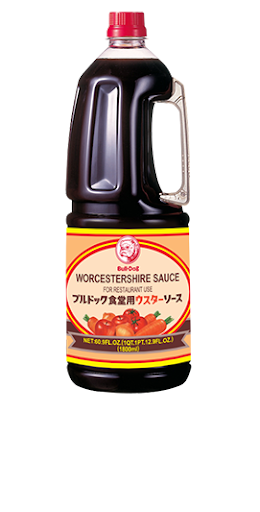 Bull-Dog Vegetable Fruit Sauce (Tonkatsu Sauce) - 60.9 oz