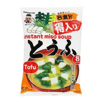 Shinsyu-ichi Instant Miso Soup with Fried Bean Curd