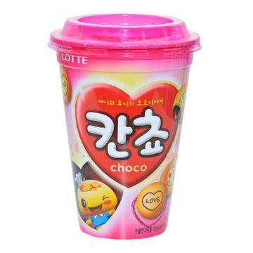 Lotte Kancho Chocolate Biscuit - 95g/3.35oz