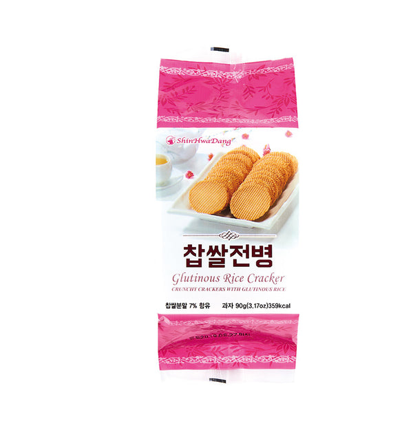 Shin Hwa Dang Glutinous Rice Cracker