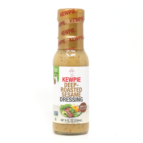 Kewpie Deep Roasted Sesame Dressing - 8oz