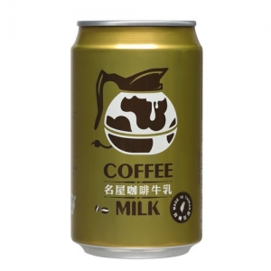Famous House Coffee Milk - 320ml/11FLoz