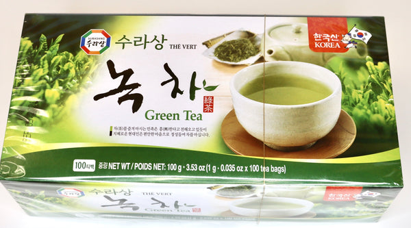 Surasang  Green Tea