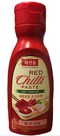 CJ Red Pepper Paste with Vinegar