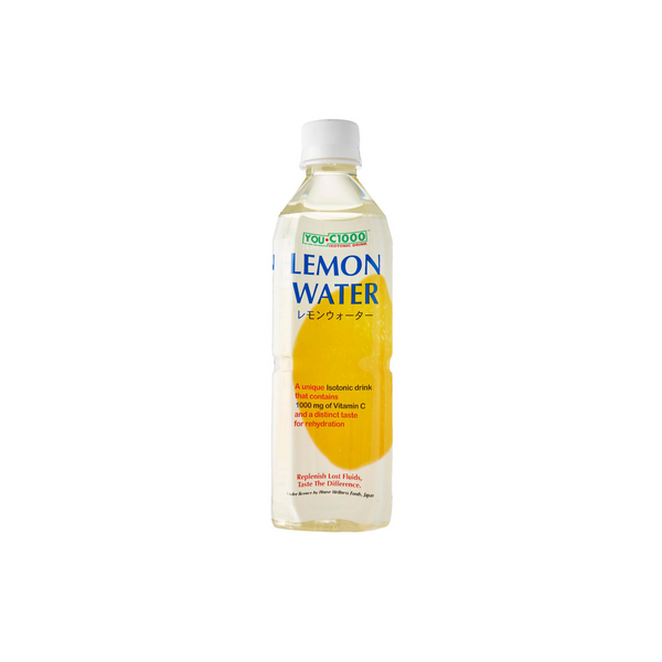 C-1000 House Lemon Water - 16.6oz