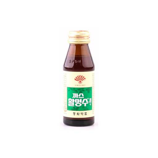 Dongwha  Pharm Whal Myung Su (Carbonated Herbs Drink) - 75ml/2.5oz