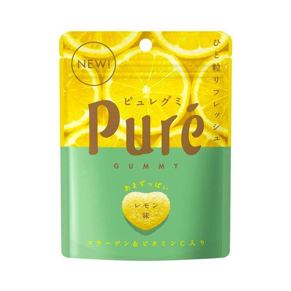 Kanro Pure gummy Lemon