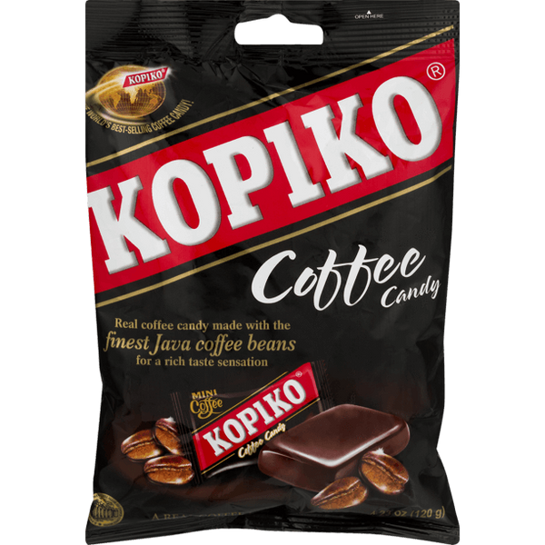 Kopiko Coffee Candy - 120g