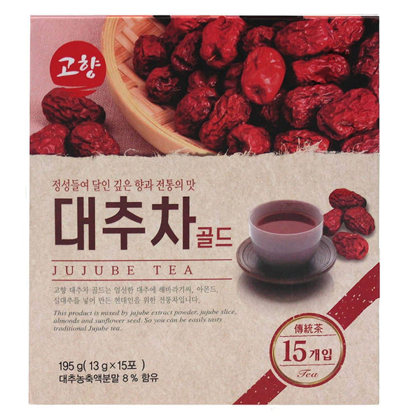 Korean One Ginseng Products Korean Jujube Han Tea