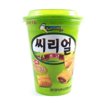 Lotte Cereal Choco Cup 89g/3.14oz