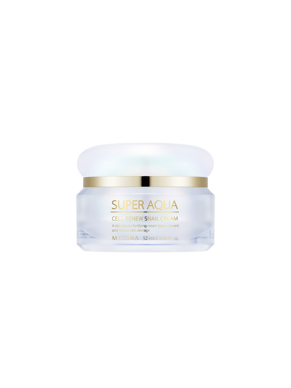 Missha Super Aqua Snail Cream