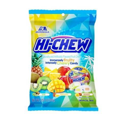 Morinaga  Hi-Chew Tropical Mix