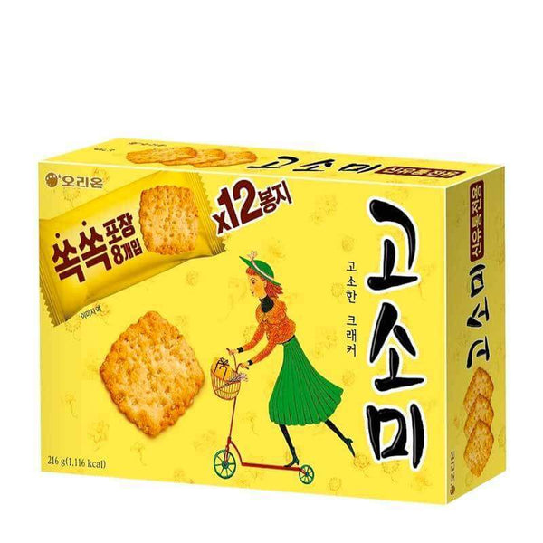Orion Cosomi Sweet & Salty Cracker - 12 Pack
