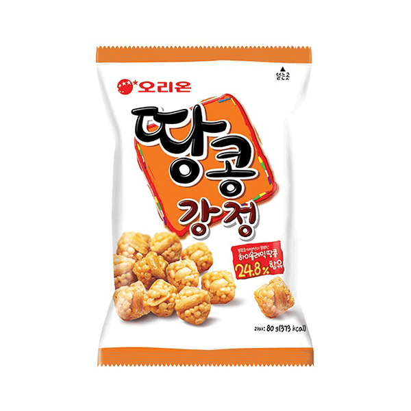 Orion Peanut Crunch Snack - 167g