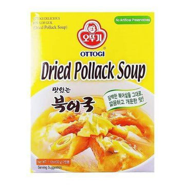 Ottogi Dried Pollack Soup