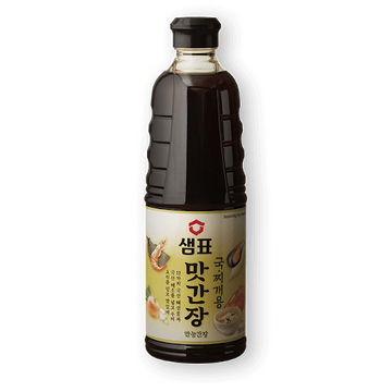 Sempio Seasoning Soy Sauce for Soup