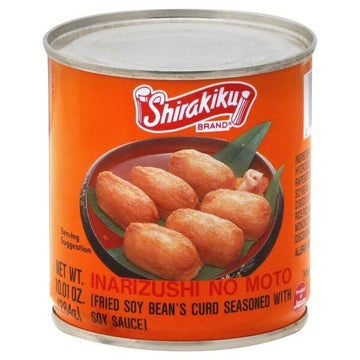 Shirakiku Canned Seasoned Fried Bean Curd