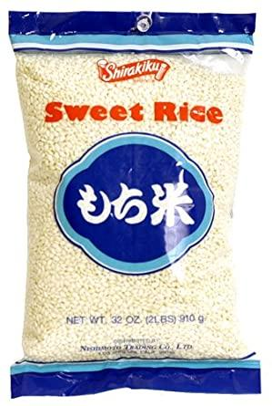 Shirakiku Sweet Rice - 2lbs