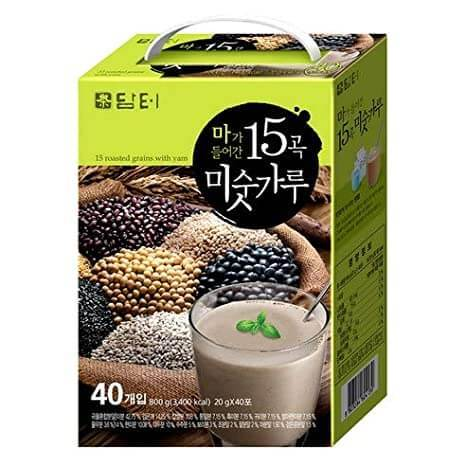 Damtuh 15 Roasted Grains Mixed Powder Breakfast Drink