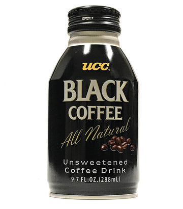 UCC Black Coffee