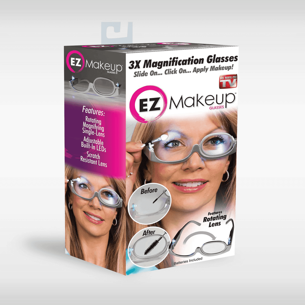 EZ Makeup Glasses