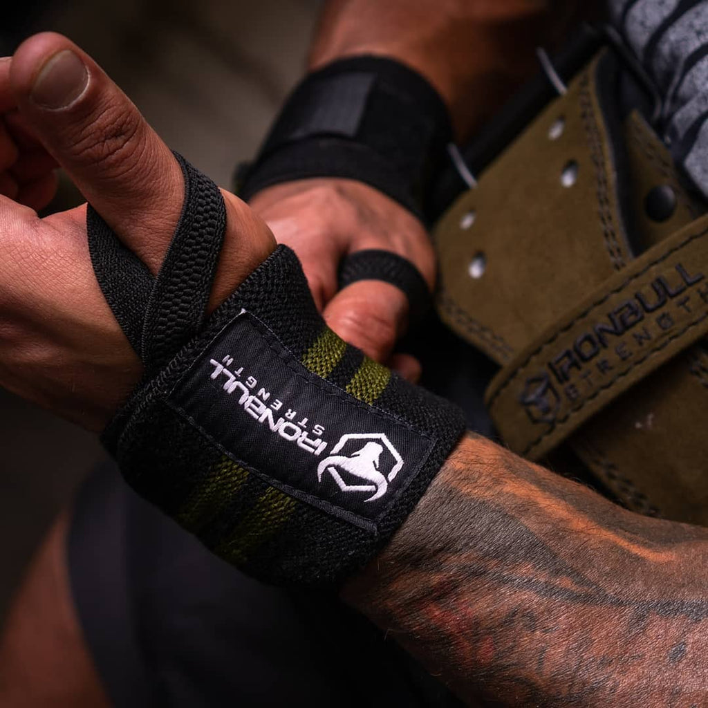 Ironbull wrist support