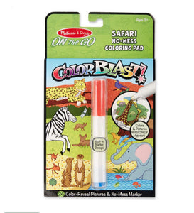 Melissa & Doug ColorBlast! Safari