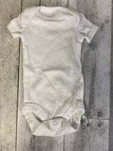 Load image into Gallery viewer, Size Preemie White Child of Mine Onesie