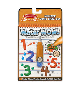 Melissa & Doug Water Wow! Numbers