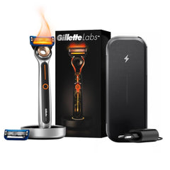 Gillette Labs Heated Razor Travel Kit - Smartech