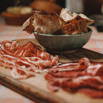 3 types of cured meat and what you might like to drink with them