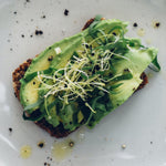Simple comforts: Avocado Toast