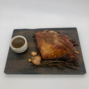 Load image into Gallery viewer, Slow Roast Organic Lamb Shoulder with Garlic & Rosemary