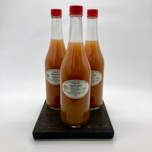 Organic Biodynamic Cloudy Apple Juice