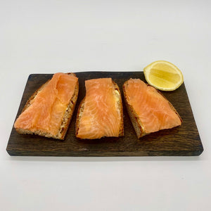 Faroe Islands VAR Smoked Salmon 200g